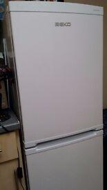 Beko Fridge Freezer 50 /50 150cm Tall x 54cm Wide