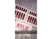 KYLIE JENNER - BRAND NEW IN BOX - MATTE MINI LIQUID LIPKIT