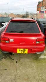 Subaru Wrx Wagon Import