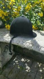 Child's riding hat