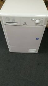 Indesit IDC85 8kg Condenser Dryer