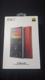 Fiio X3 iii Hi-Res Music Player