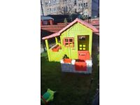Smoby kids playhouse