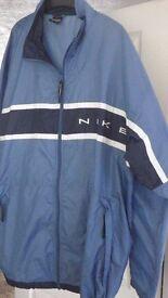 NIKE Running Sports Light Weight Jacket - Size XL X-Large