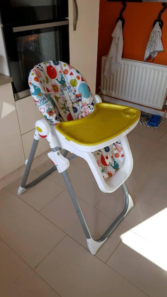 Mamas and Papas highchair