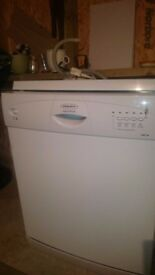 Hotpoint Aquarius Standard Dishwasher