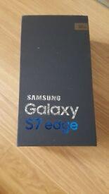 Samsung Galaxy S7 Edge (Box Only)