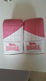 Lonsdale Boxing / Fitness Workout Sparring Training Jab Bag Mitts