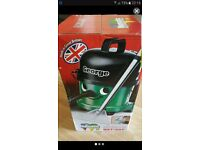 George Wet and Dry Cylinder Vacuum Cleaner.