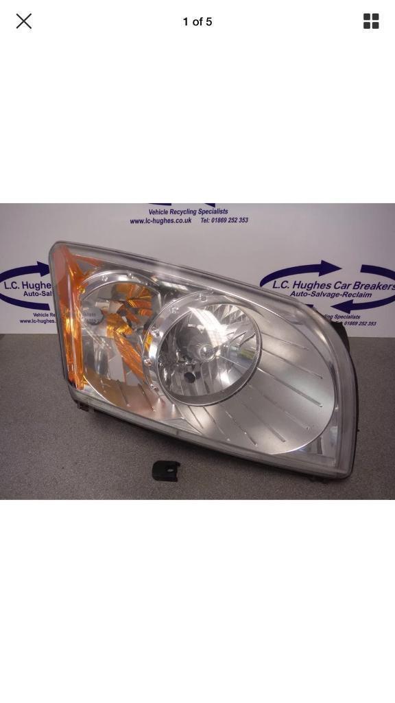 Dodge Calibre Front Driver Side Headlight