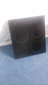 brand new electric oven hob never been used