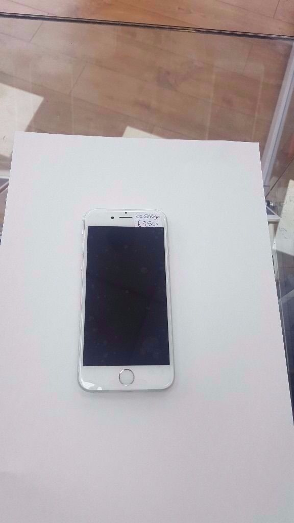 iPhone 6s 16gb Silver 02in Bradford, West YorkshireGumtree - iPhone 6s 16gb Silver 02 Grade A condition Boxed Open to swaps at trade price 01274 484867 Smartphones 37 carlisle road Bd8 8as
