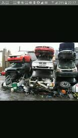 Free scrap car collection