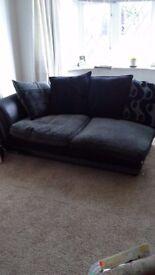 Half DSF Corner Sofa