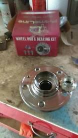 Skoda FABIA mk1 hub wheel bearing assembly