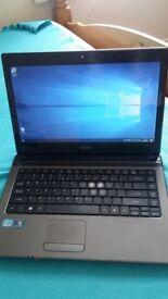 Acer Aspire 4750 i3-2330 2.20 GHz (Windows 10, 500GB HDD, 4GB RAM) .