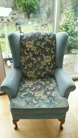 Armchair - really comfortable and supportive. Horsforth, Leeds