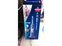 BISSELL 48751 Powerglide Lift-Off Pet Upright Bagless Vacuum Cleaner