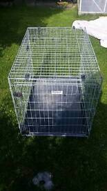 Dog cage/crate (large)