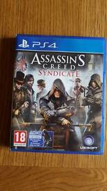 assassins creed syndicate ps4 with additional content