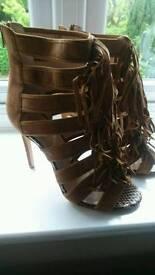 Brand new River Island heels size 8