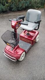Shoprider Deluxe mobility scooter - Excellent condition.