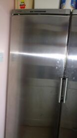 Siemens Stainless Fridge and Freezer for Sale