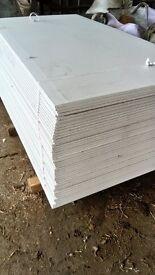 1800x600mmx12.5mm t/e plasterboard