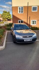 2004 Ford Mondeo LX 2L Turbo Diesel Long MOT Air Con Cruise Control 5 Door
