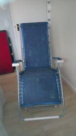 Lafuma reclining chair