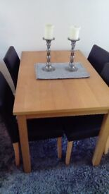 Free to collect dining table
