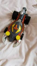Hot wheels extreme action scorpion car