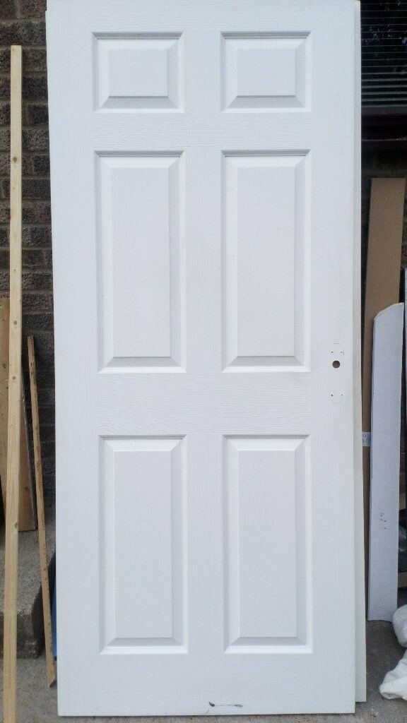 6 Panel Moulded Interior Doors In Brandon Suffolk Gumtree
