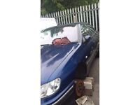 PEUGEOT 406 GLX HDI AUTO 4 DOOR SALOON BLUE DIESEL BREAKING ALL PARTS ARE AVAILABLE