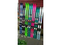 Sports skis