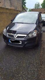 Vauxhall zafira active 1.6 7seater!
