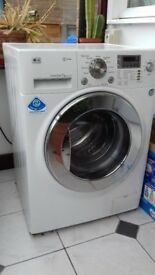 LG washing machine 1400 spin