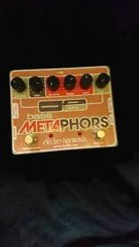 Electro-Harmonix Bass Metaphors Multi-Effect Pedal