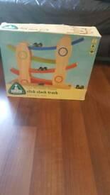 Click clack track
