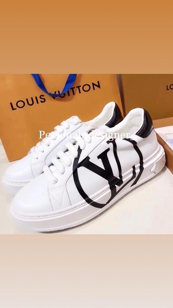 5fd935b9e TIME OUT TRAINER Louis Vuitton | in Shirley, West Midlands | Gumtree
