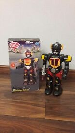 Defender Robot with light and sounds for kids