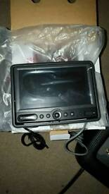 In car DVD and Games system