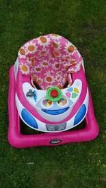 Baby walkers x2 £5 each