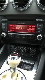 Audi Concert audio system