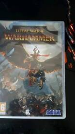 Total warhammer on PC brand new