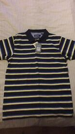 Small mans top design Maine from Debenhams new with TAGS