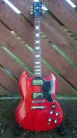 REDUCED Epiphone Gibson SG