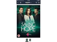 Saving hope season 1 & 2