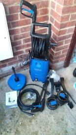 Nilfisk Pressure Jet Washer New Hose Lance Accessories Patio Cleaner Whitstable