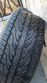 BMW X5 Alloys, Le Mans Sport Alloy wheels with tyres. Original, Genuine BMW